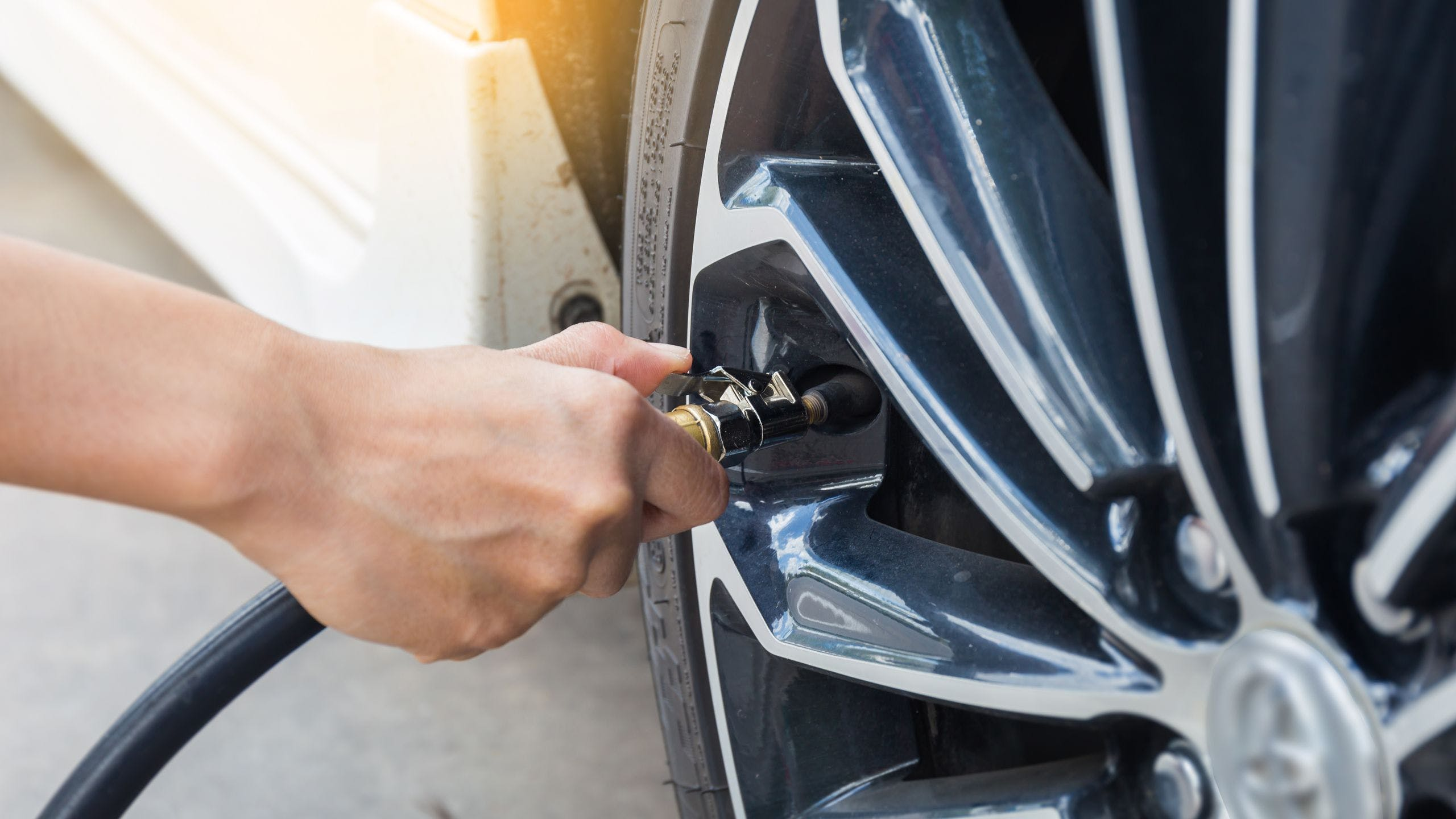 AXA Luxembourg : pression des pneus hiver
