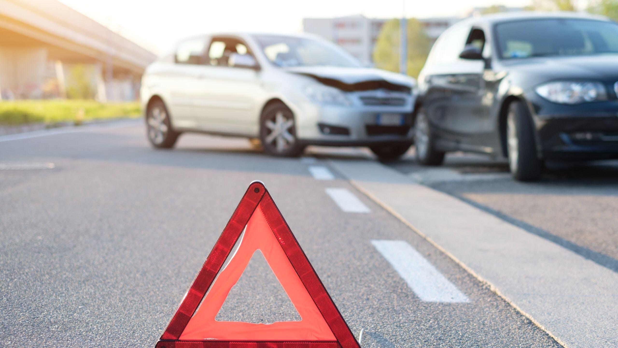 AXA Luxembourg : accident sans les pneus neige