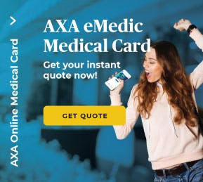 AXA Online Medical Card