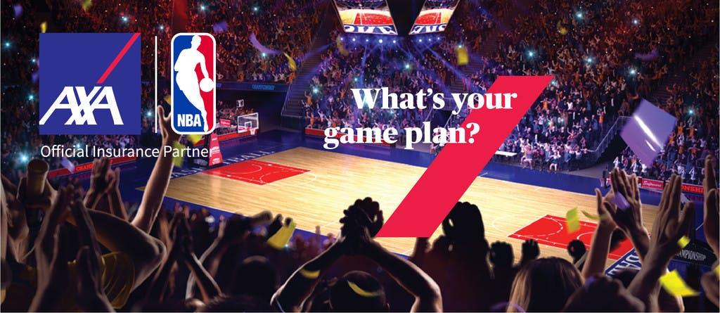AXA-NBA Partnership