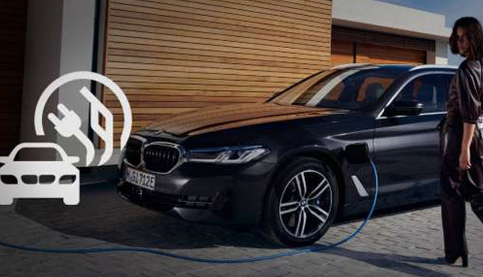 BMW lance une application pour inciter à recharger sa voiture hybride