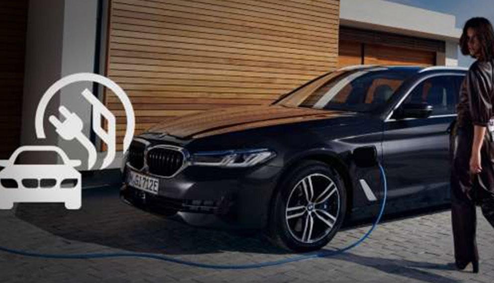 BMW lance une application pour inciter à recharger sa voiture hybride