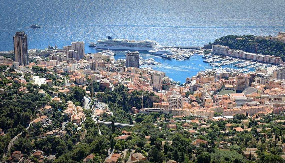 Lorsque la Principauté de Monaco vide sa fourrière aux enchères
