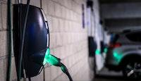 borne recharge voiture électrique garage