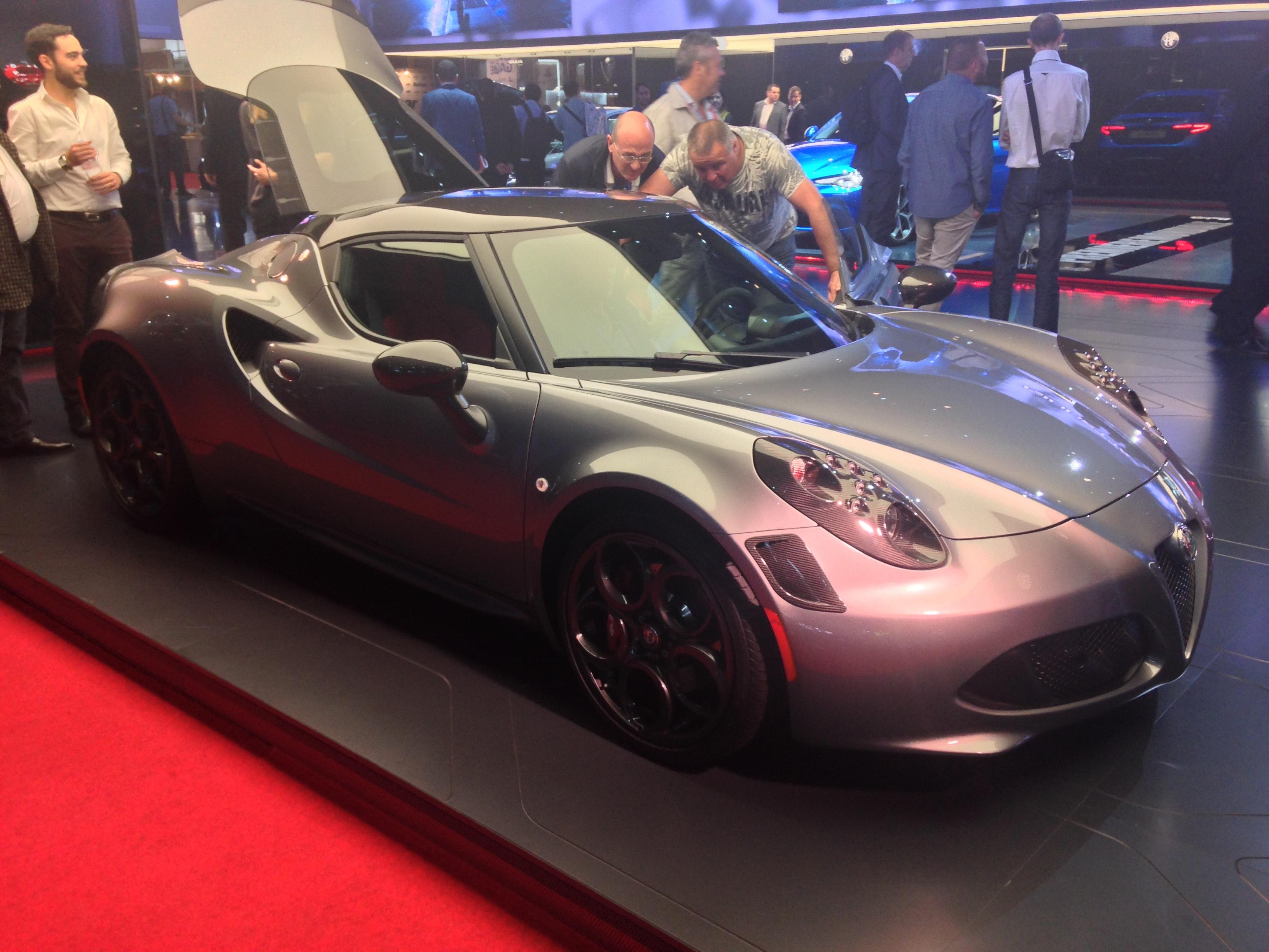Mondial de l'Auto 2016 - Coups de coeur Direct Assurance