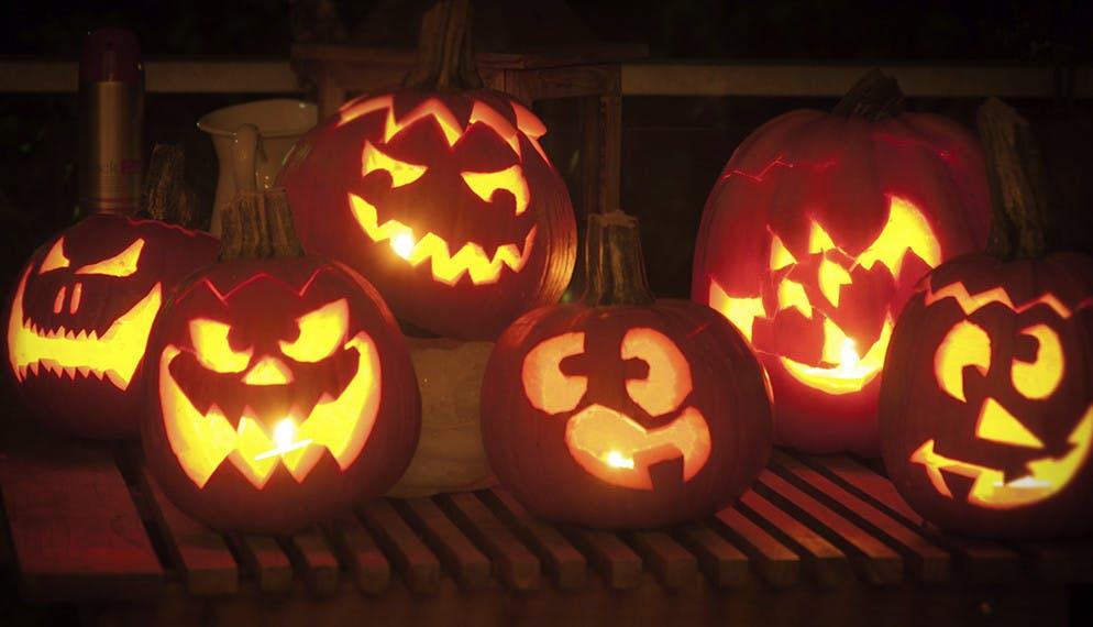 Halloween... comme si vous y étiez !