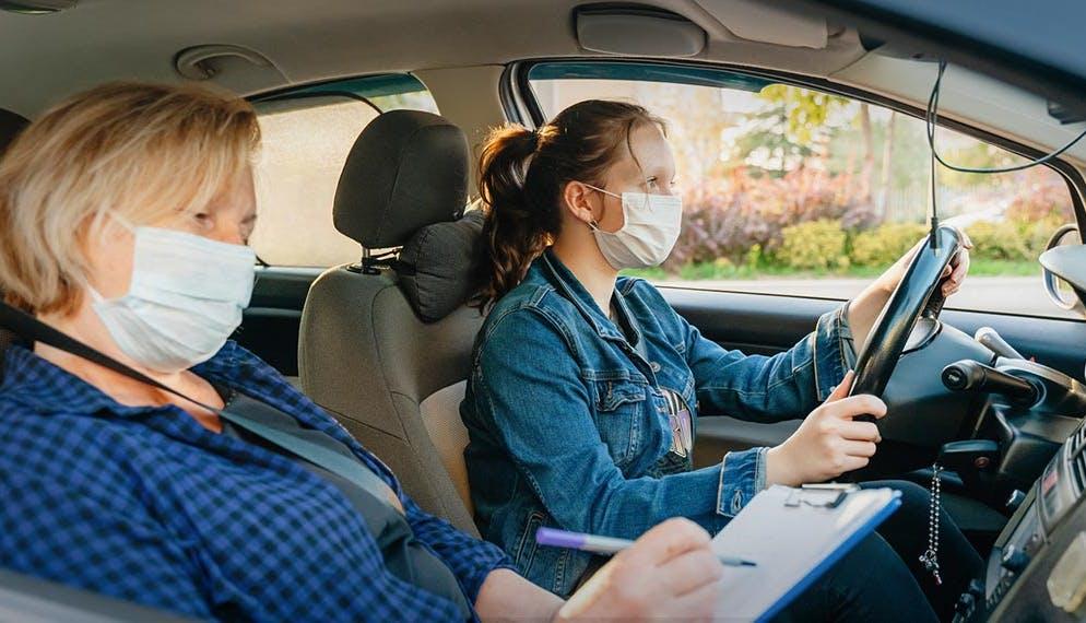 Le permis de conduire gratuit pour les chômeurs en Belgique