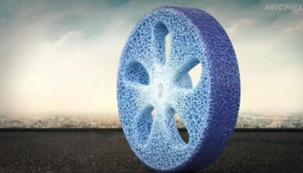 Michelin s'engage à produire des pneus 100% durables d'ici 30 ans, en partenariat avec des start-ups