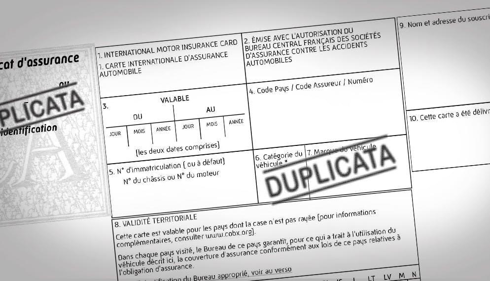 Contrôle des certificats d'assurance : fin des règles assouplies pendant le confinement