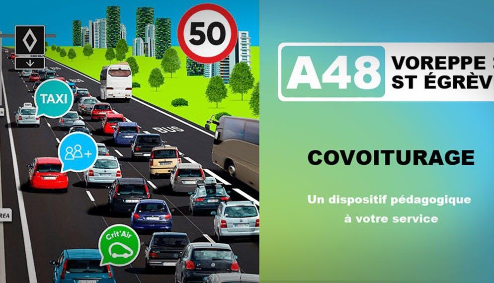 Voies de circulation dédiées au covoiturage en France : où en est-on ?