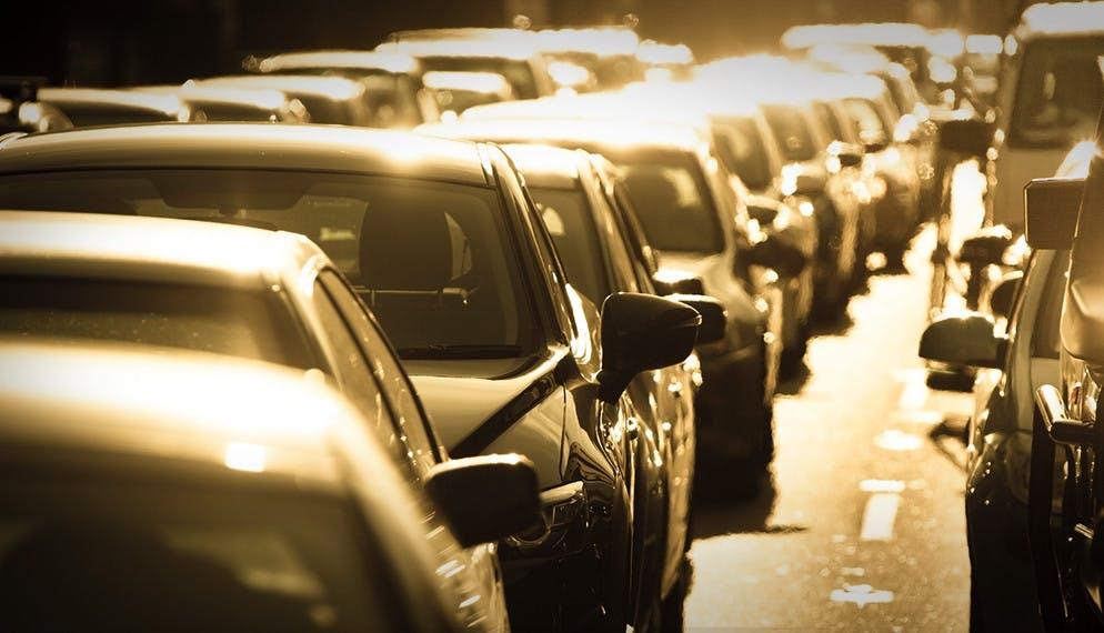 Annonce de la mise en place de la circulation différenciée automatique à Paris