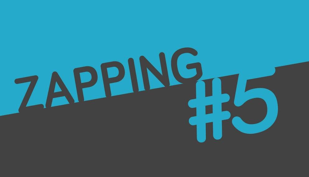 Zapping #5 : le meilleur de la mobilité !