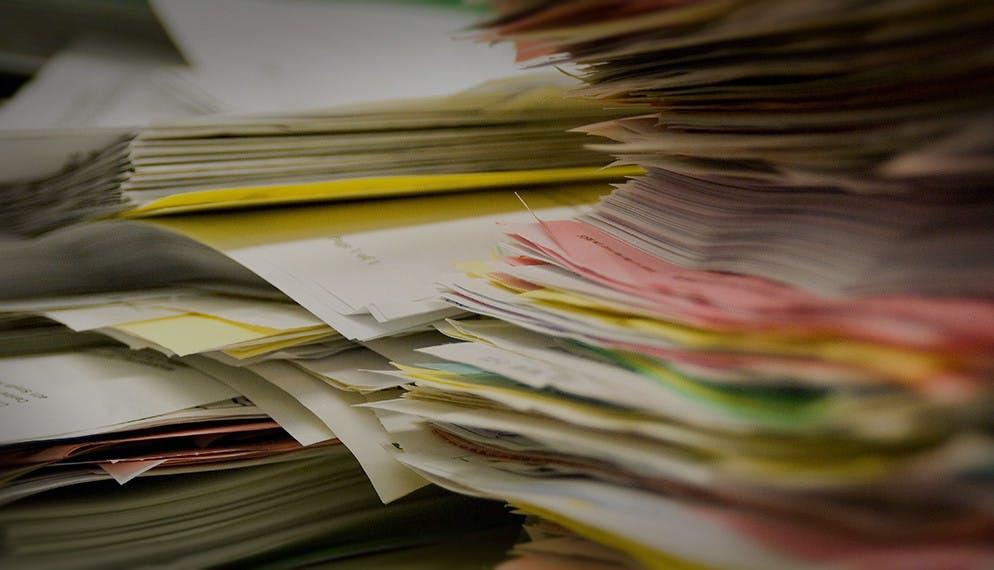 Quels papiers conserver sous forme numérique ?