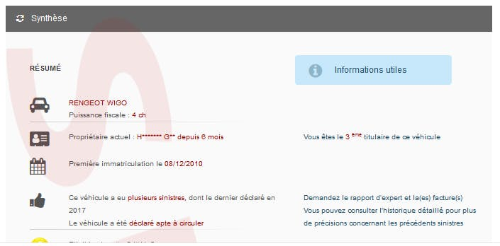 exemple rapport site histovec