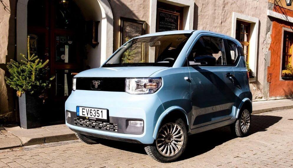 Les voitures électriques à (tout) petit prix