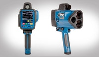 radar TruCam II de face et profil Laser Technology