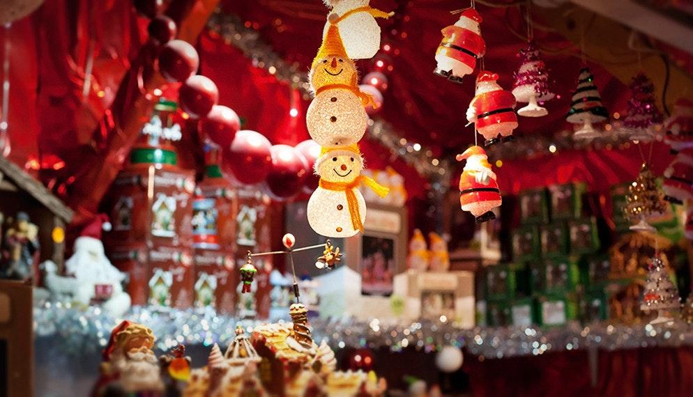 Si on partait en week-end  ? Visitons l'Alsace et ses marchés de Noël
