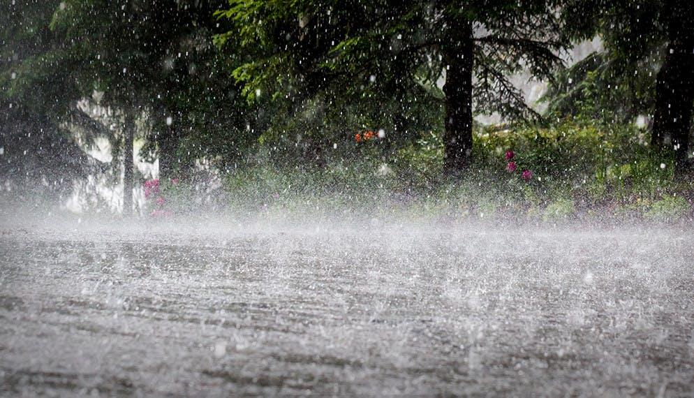 Campagne de sensibilisation aux phénomènes et aux bons comportements à adopter en cas de pluies méditerranéennes intenses.