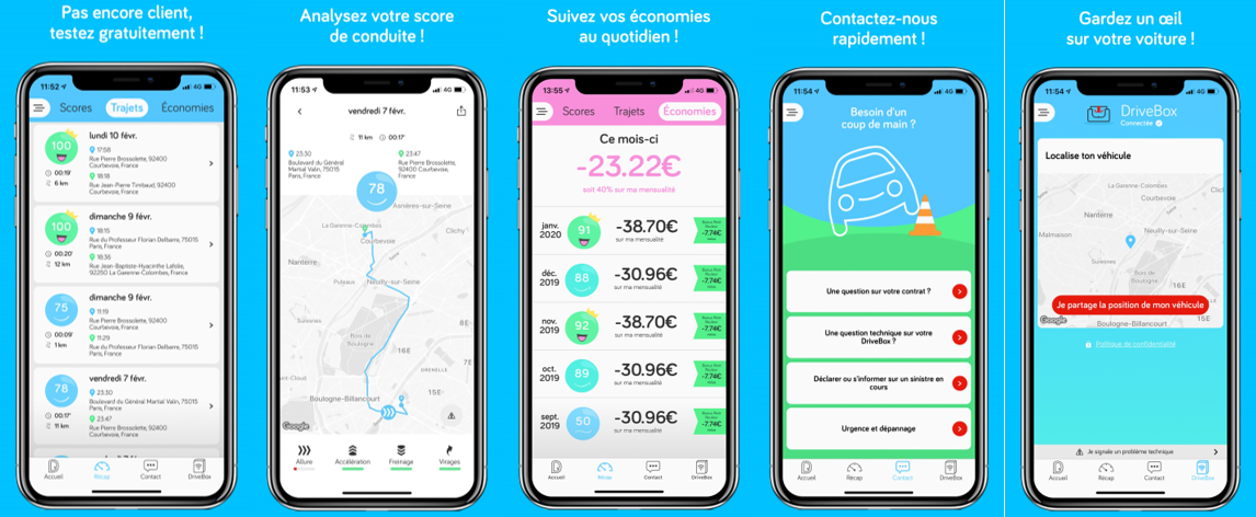 Application YouDrive