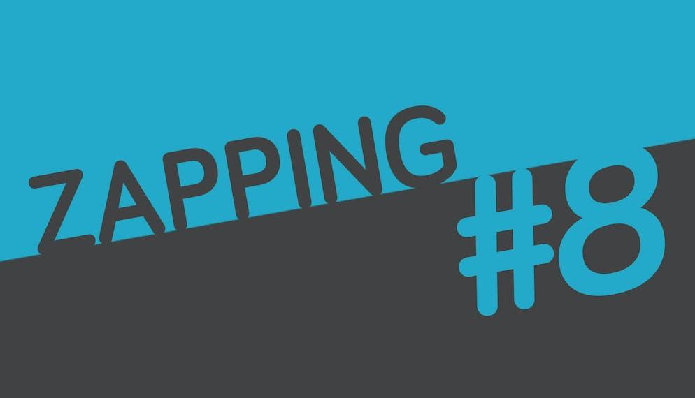 Zapping #8 : le meilleur de la mobilité !