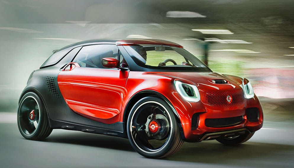 SUV électrique : Smart passe à la taille supérieure