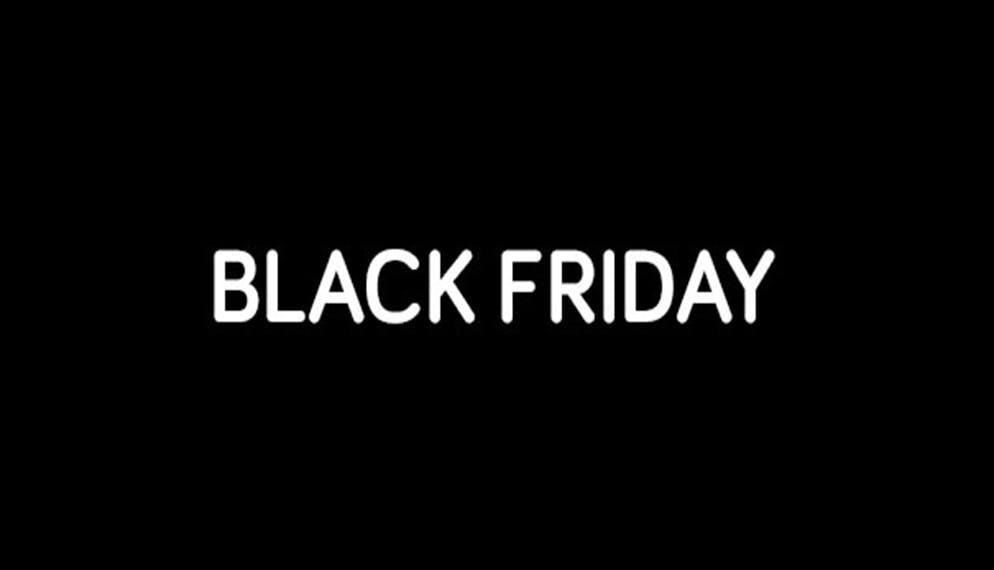 23 novembre 2018 : Vendredi de Folie pour le Black Friday