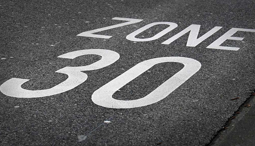 Limitation de vitesse à 30 km/h à Paris : mise en place prévue fin 2021