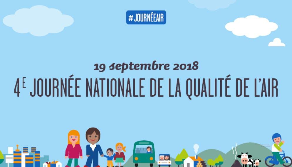 Journée Nationale de la Qualité de l'air : elle continue ce week-end !