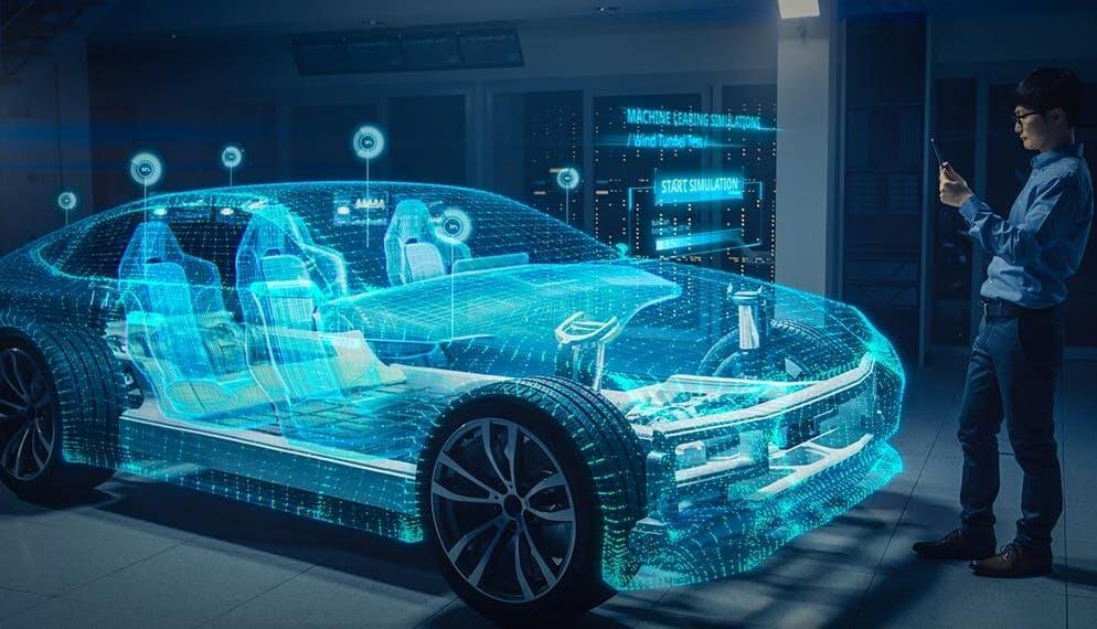 Automobile : les innovations technologiques vues au CES 2021