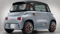 les premiers détails concernant la gamme Ami Citroën
