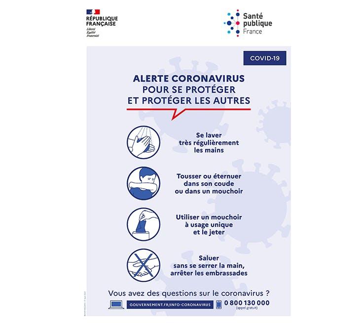 Indispensables pour se protéger du coronavirus