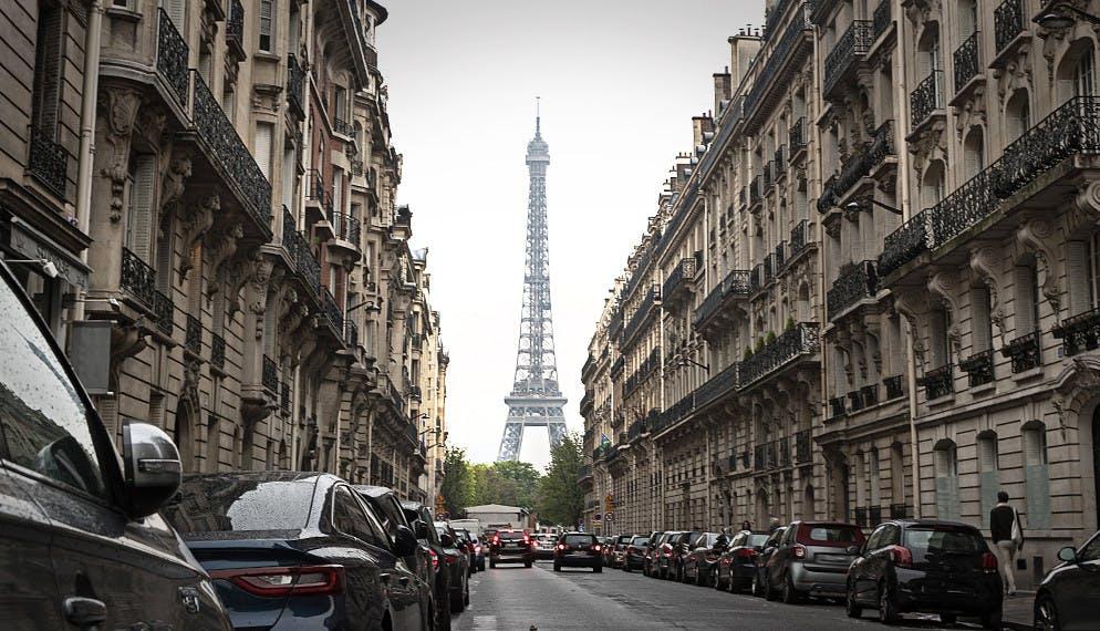 Q uel est le prix d'une place de parking à Paris ?