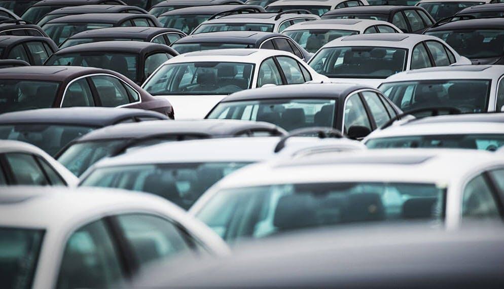 voitures parking