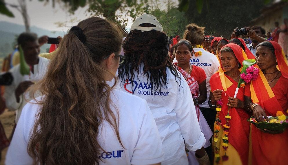 AXA Atout Cœur : l'engagement solidaire et citoyen d'AXA