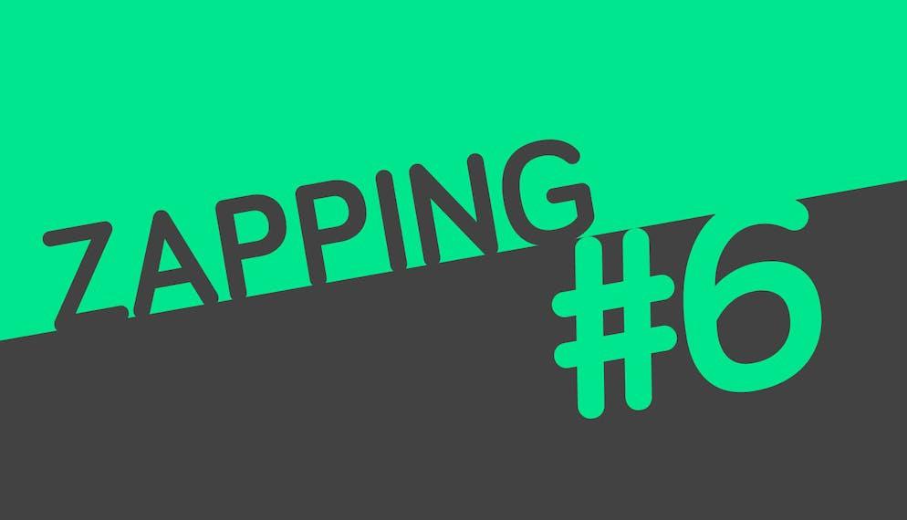 Zapping #6 : le meilleur de la mobilité !