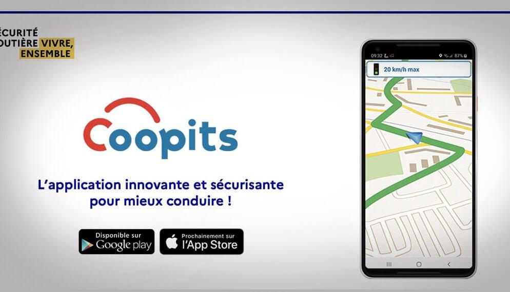 Coopits : la nouvelle application d'aide à la conduite du gouvernement