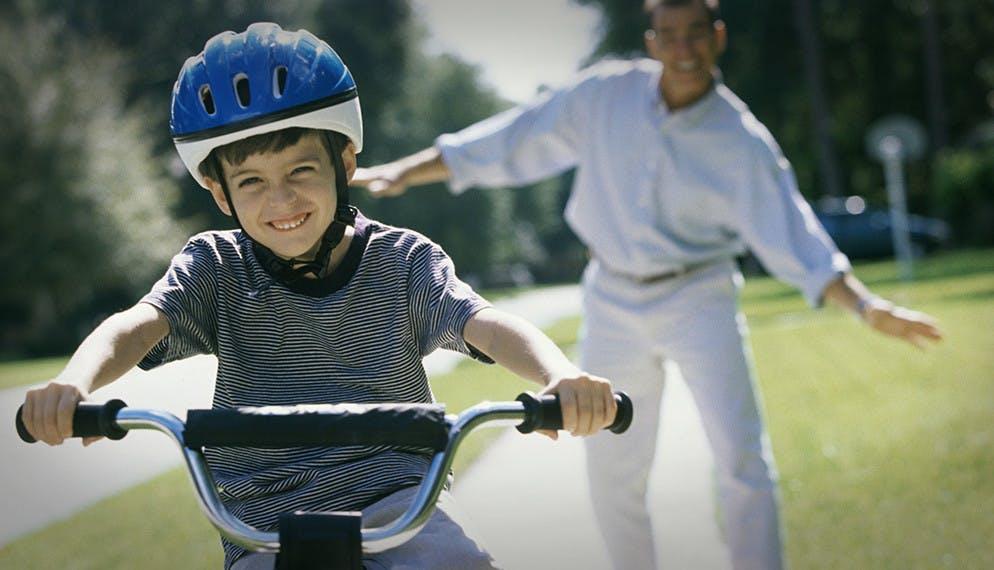Vous souvenez-vous de votre 1ère fois en vélo ?