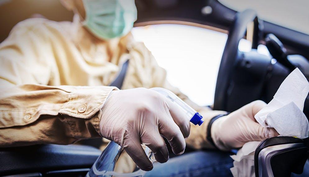 Entretien automobile : comment désinfecter sa voiture ?