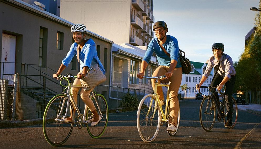 Déplacement cycliste et usage du vélo depuis le début de l'année : en pleine progression !