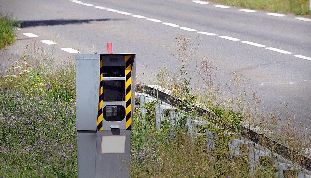 Les radars repèrent les véhicules non assurés