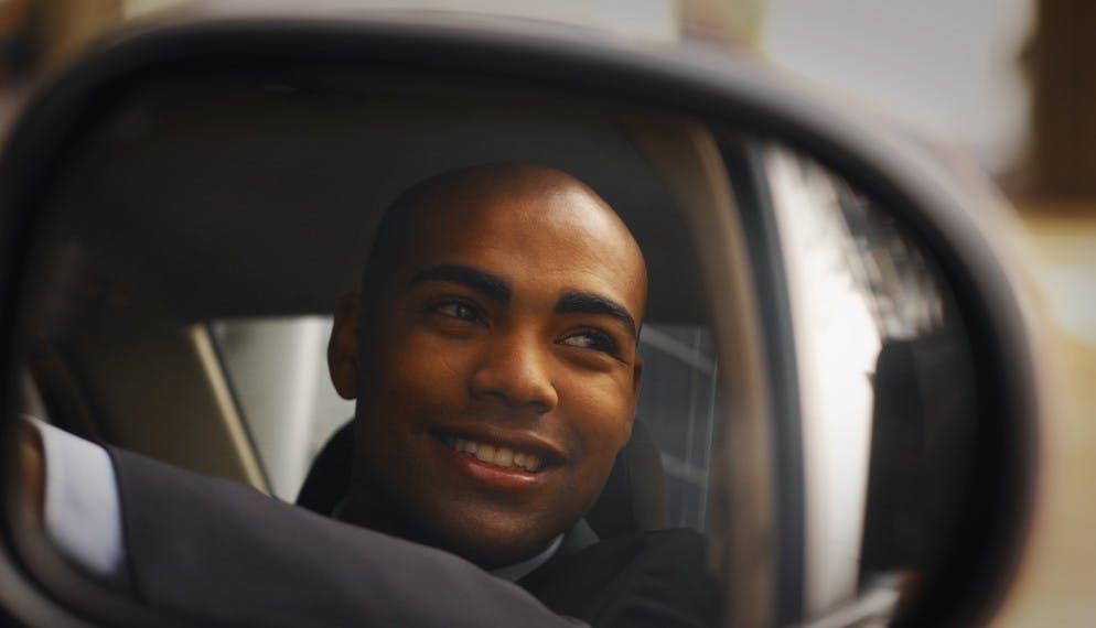 Vous conduisez? Souriez!