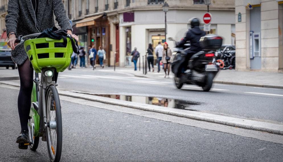 Sécurité routière : moins de morts en septembre, sauf chez les cyclistes