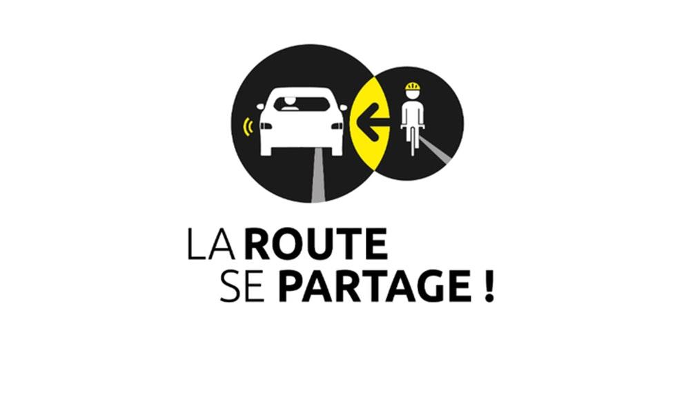 « La route se partage » : l'opération de la Sécurité Routière sur le Tour de France 2021