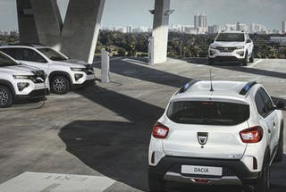 voiture électrique Dacia Spring