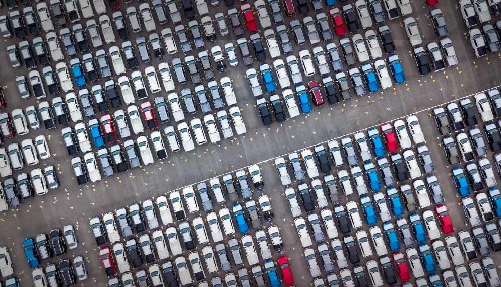 Bilan du marché de l'auto en France en 2020