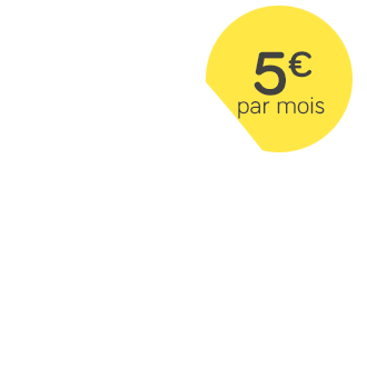 Assurance Habitation - pack premium - 5€ par mois
