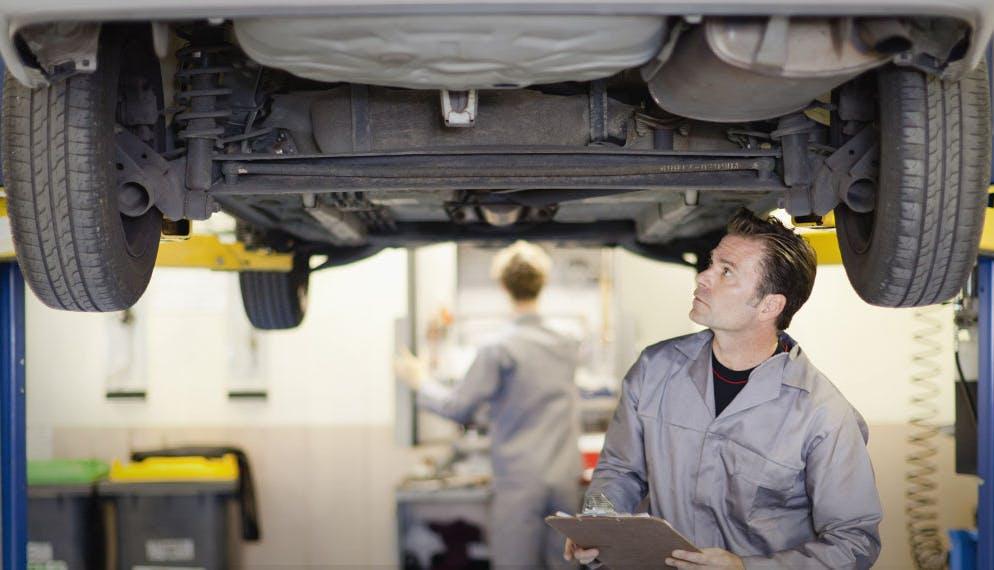 Le contrôle technique automobile a 30 ans