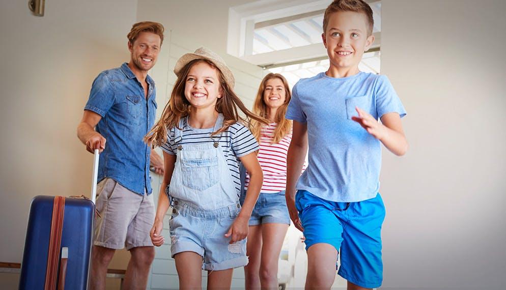 Location saisonnière de vacances : que prévoit le contrat habitation Direct Assurance ?