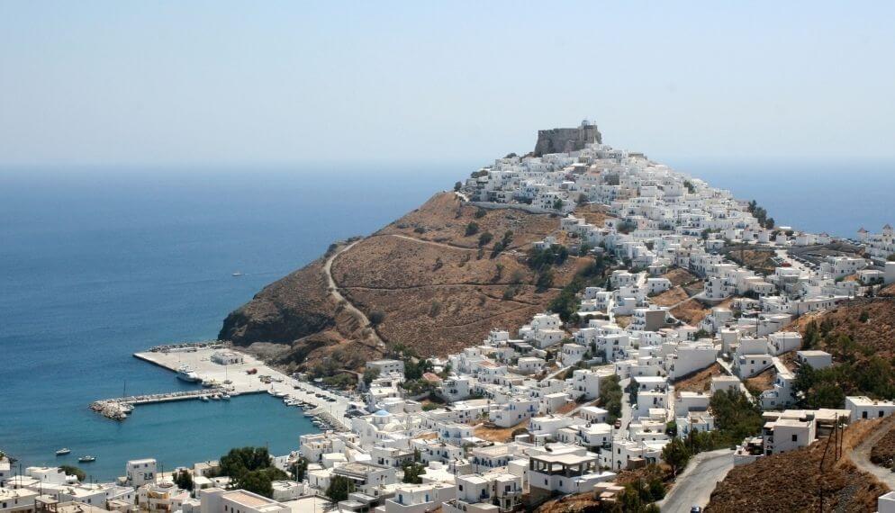 Une ville grecque n'aura bientôt plus que des véhicules électriques