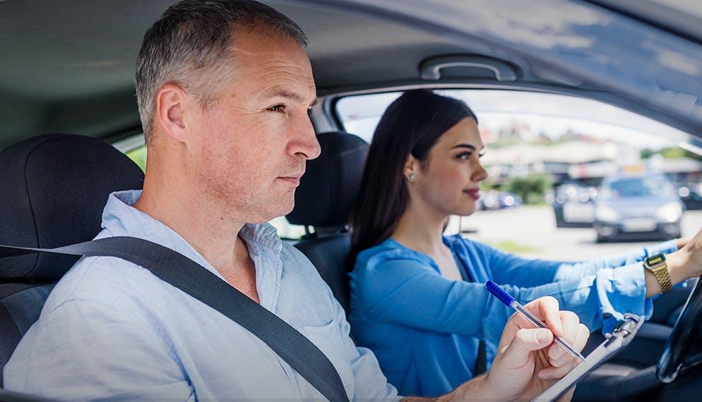 pour éviter les rassemblements, report de l'examen du permis de conduire